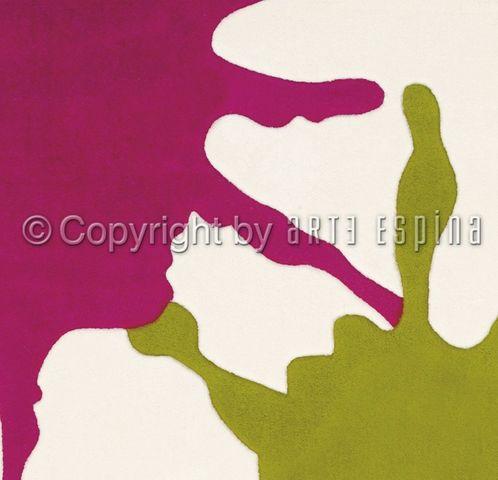 Arte Espina - Moderner Teppich-Arte Espina-Tapis de salon COLOUR FESTIVAL multicolor 140x200