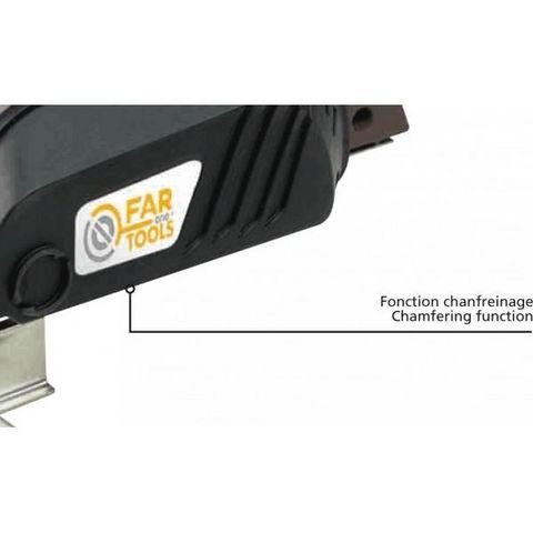 FARTOOLS - Hobel-FARTOOLS-Rabot electrique 600 watts Fartools