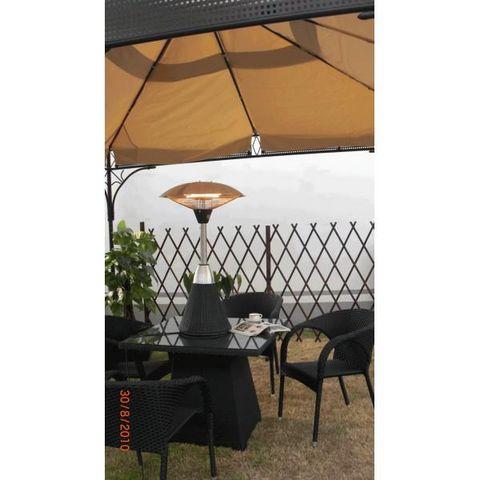 Favex - Heizpils-Favex-Chauffage de terrasse électrique 1500 watts TRIEST