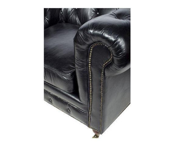 JP2B DECORATION - Chesterfield Sessel-JP2B DECORATION-fauteuil chesterfield