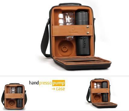 Handpresso - Maschine tragbarer espresso-Handpresso-Handpresso Pump case