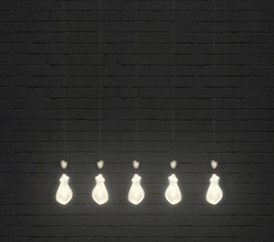 Beau & Bien - Deckenlampe Hängelampe-Beau & Bien-Louis 15 Classique