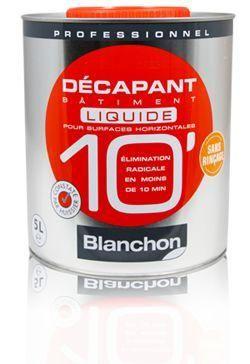 BLANCHON - Beizlauge-BLANCHON