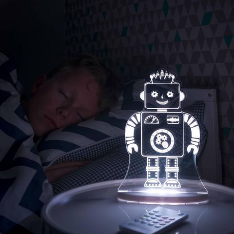 ALOKA SLEEPY LIGHTS - Kinder-Schlummerlampe-ALOKA SLEEPY LIGHTS-ROBOT