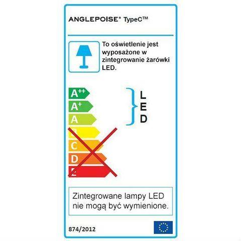 Anglepoise - Schreibtischlampe-Anglepoise-TYPE C