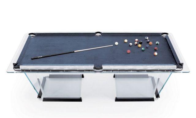 Teckell - Billard-Teckell-T1 Pool Table _-