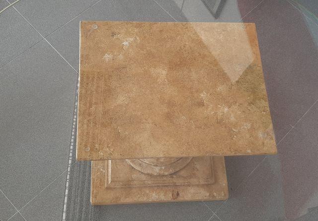 PASQUINI MARINO - Couchtisch ovale-PASQUINI MARINO-Classico
