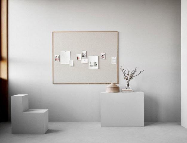 LINTEX - Anzeigetafel-LINTEX-Wood noticeboard