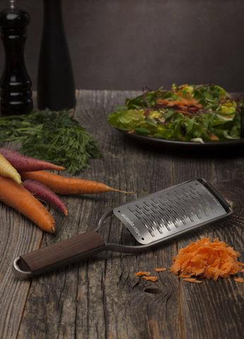 Microplane International - Gemüse Reibe-Microplane International-Lame double tranchant
