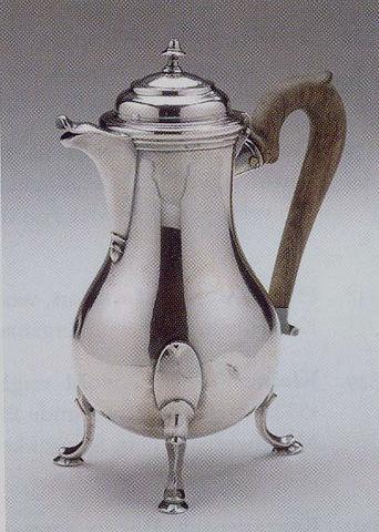 Dario Ghio Antiquites - Kaffeekanne-Dario Ghio Antiquites