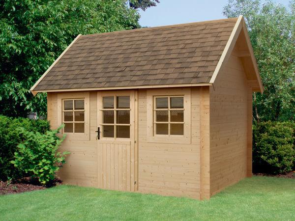 Casa Chalet - Holz Gartenhaus-Casa Chalet-COTTAGE