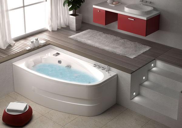 Grandform - whirlpool badewanne-Grandform-Milonga