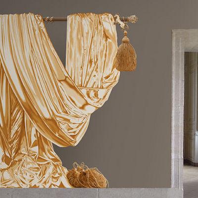 ATELIER MARETTE - Panoramatapete-ATELIER MARETTE-Daperie OR, GOLD