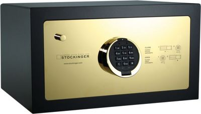STOCKINGER BESPOKE SAFES - Eingebautes Tresor-STOCKINGER BESPOKE SAFES-HOTEL SAFE