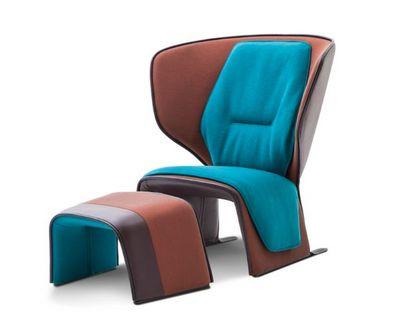 Cassina - Sessel und Sitzkissen-Cassina-Gender