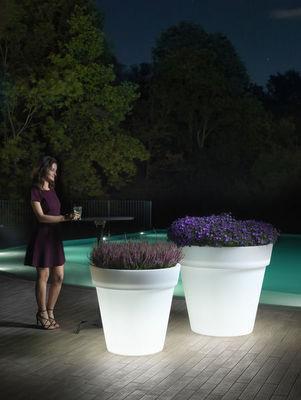 Lyxo by Veca - Leuchtblumentopf-Lyxo by Veca-Cache-pot Easy outdoor