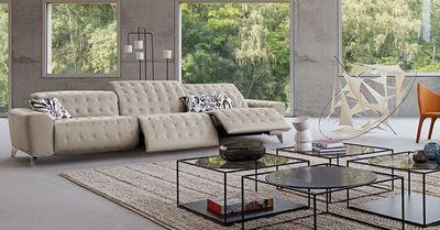 ROCHE BOBOIS - Sofa 3-Sitzer-ROCHE BOBOIS-SATELLITE