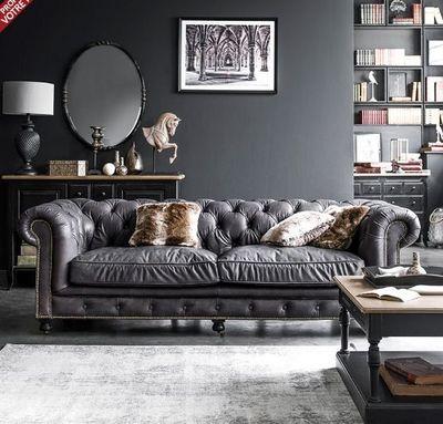 INTERIOR'S - Chesterfield Sofa-INTERIOR'S-COVENTRY
