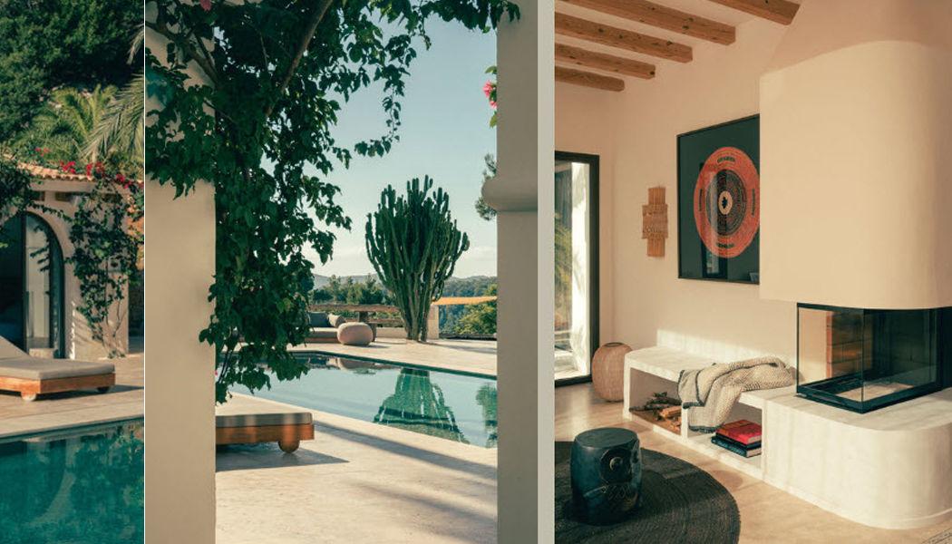 MARION COLLARD Realización de arquitecto Realizaciones de arquitecto de interiores Casas isoladas  |