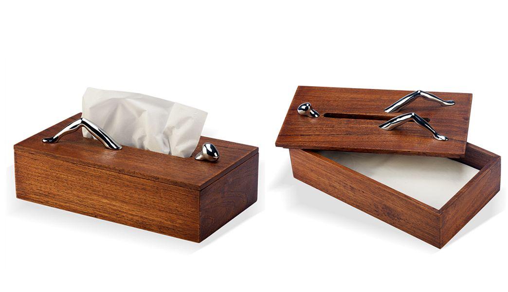 MUKUL GOYAL Caja de pañuelos Accesorios de baño Baño Sanitarios  |