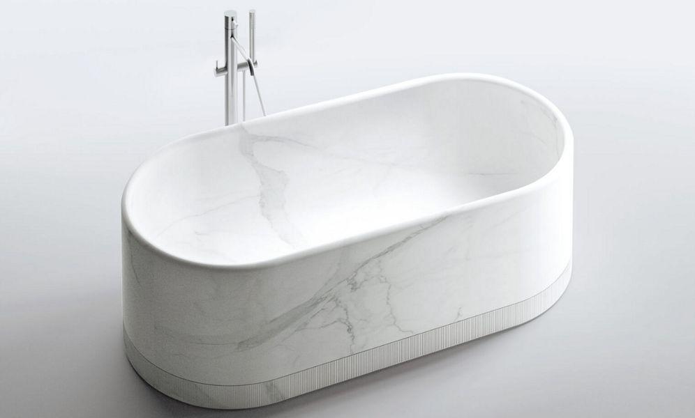 NOORTH Bañera exenta Bañeras Baño Sanitarios  |