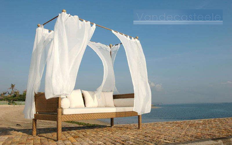 Vandecasteele Marc & Sofá para jardín Salones completos de jardín Jardín Mobiliario Jardín-Piscina | Lugares exóticos