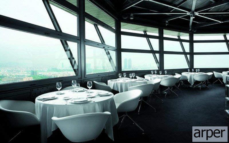Arper Silla para restaurante Sillas Asientos & Sofás Comedor |