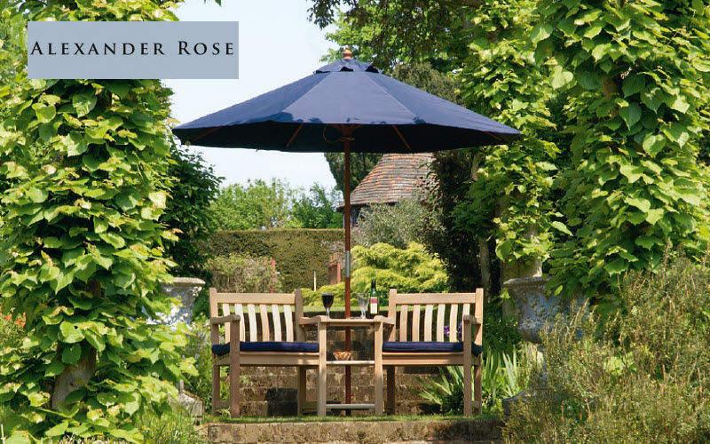 Alexander Rose Sillón de jardín Sillones de exterior Jardín Mobiliario Jardín-Piscina   Clásico