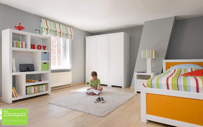 Pazapas Habitación niño 4-10 años Dormitorio infantil El mundo del niño Dormitorio infantil | Design Contemporáneo