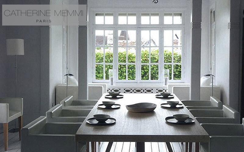 Catherine Memmi    Comedor   Design Contemporáneo