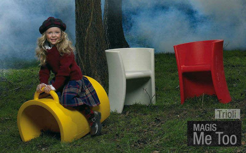 Magis Silla para niño Sillas para niño El mundo del niño Dormitorio infantil |