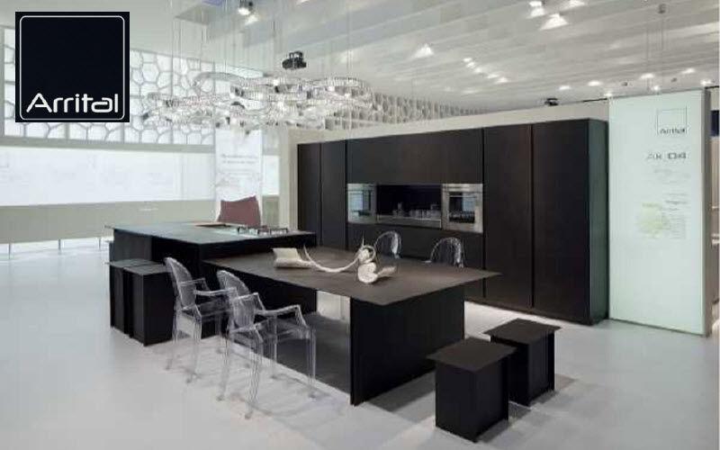 ARRITAL CUCINE Islote de cocina equipado Varios equipamiento cocina Equipo de la cocina Cocina | Design Contemporáneo