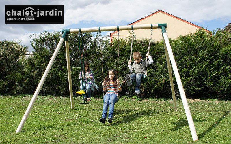 Chalet & Jardin Pórtico Juegos al aire libre Juegos y Juguetes  |