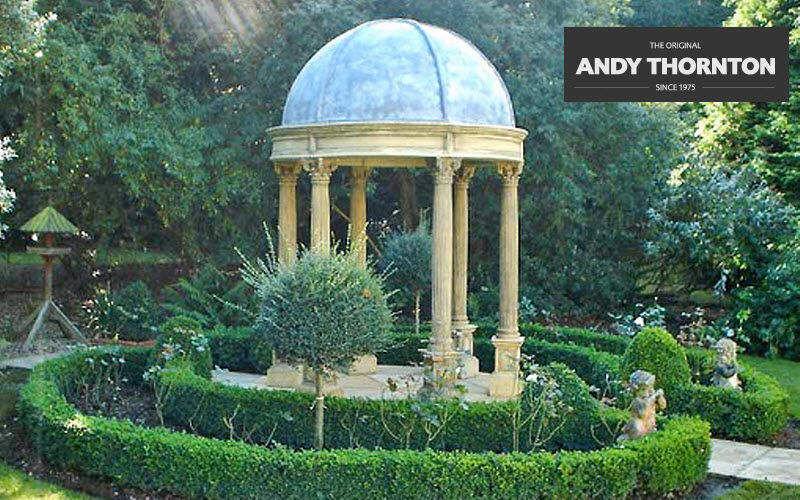 Andy Thornton Quiosco Quioscos y cenadores Jardín Cobertizos Verjas... Jardín-Piscina | Clásico