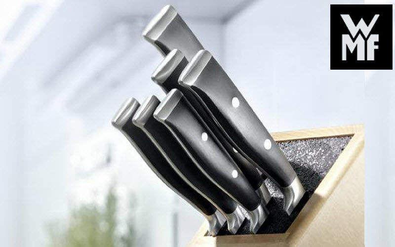 WMF Bloque de cuchillos Artículos para cortar y pelar Cocina Accesorios  |