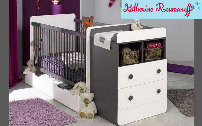 Katherine Roumanoff Cuna Dormitorio infantil El mundo del niño  |