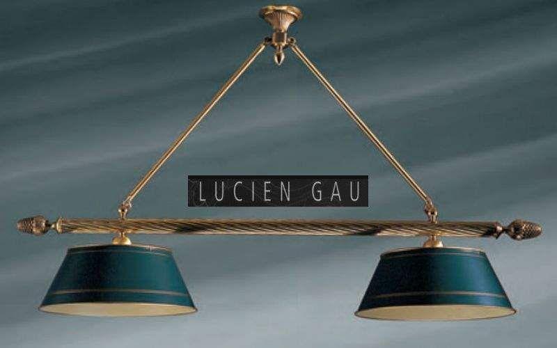 Lucien Gau Lámpara de billar Luminarias suspendidas Iluminación Interior  |