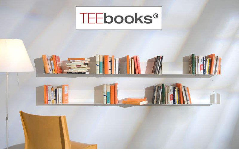 TEEBOOKS Estantería de despacho Armarios y almacenamiento Despacho   