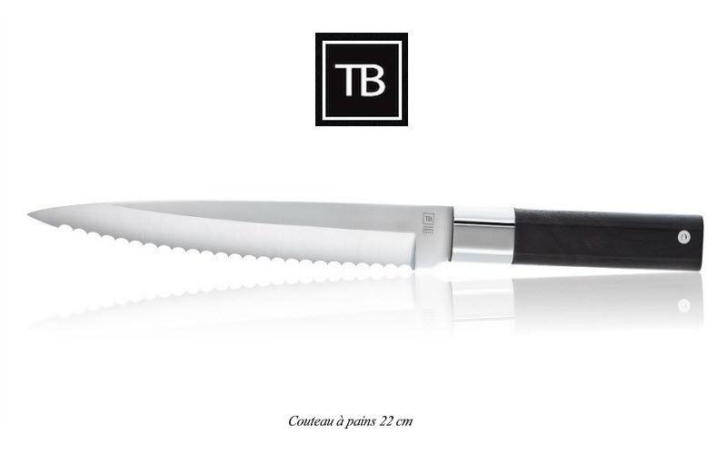 TB Coutellerie Cuchillo de pan Artículos para cortar y pelar Cocina Accesorios  |