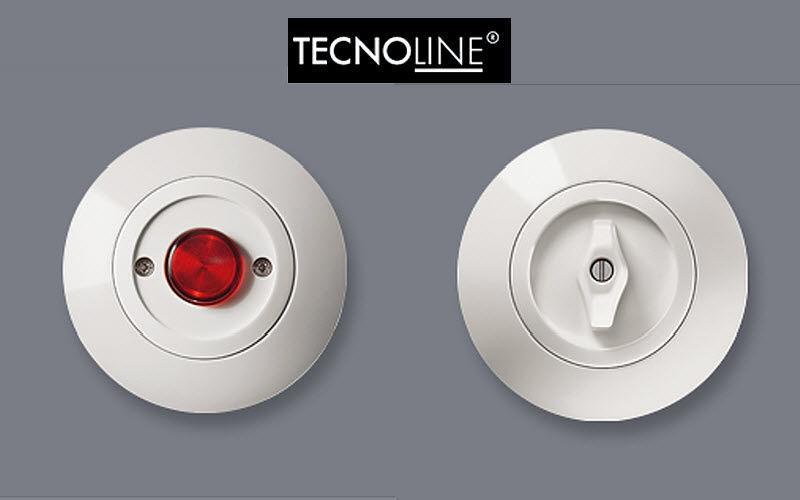 TECNOLINE Interruptor rotativo Electricidad Iluminación Interior  |