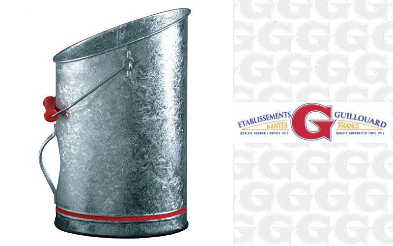 Guillouard Cubo para carbón Accesorios de chimenea Chimenea  |