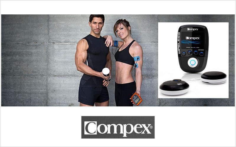 Compex France Simulador Máquinas de gimnasia varias Fitness  |