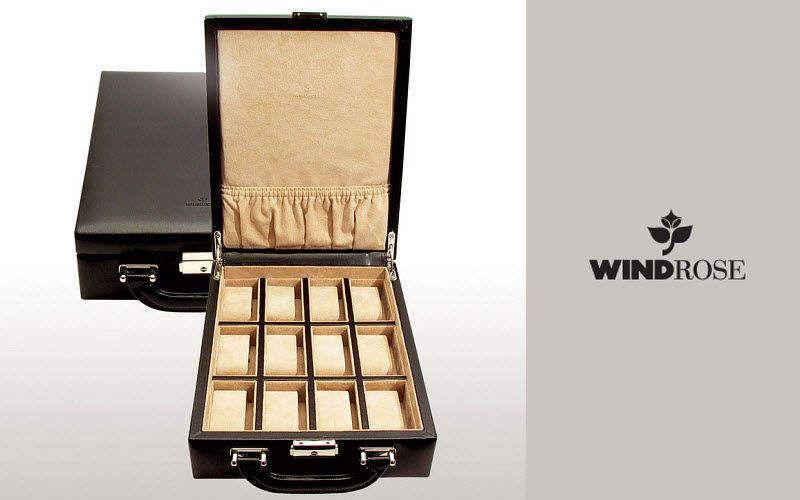 Windrose Caja de relojes Cajitas & joyeros Objetos decorativos  |