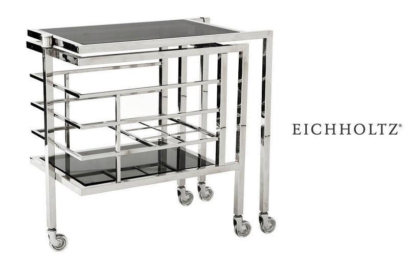 Eichholtz Mesa auxiliar con ruedas Carros & mesas con ruedas Mesas & diverso  |