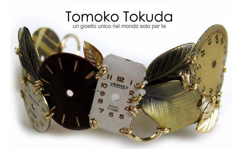 TOMOKO TOKUDA Pulsera Bisutería & joyería Mas allá de la decoración  |