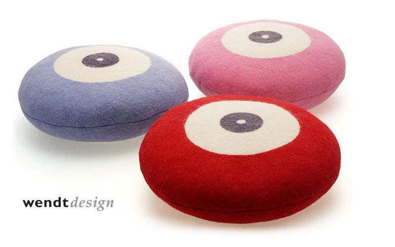 WENDT DESIGN Cojín redondo Cojines, almohadas & fundas de almohada Ropa de Casa  |