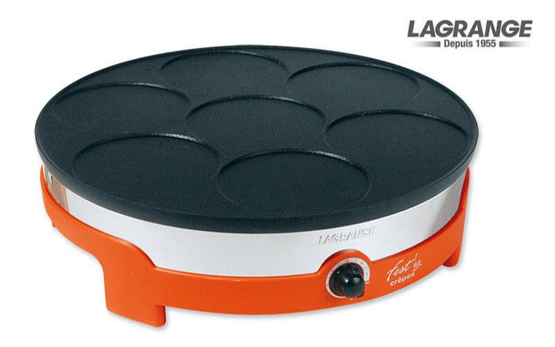 Lagrange Máquina eléctrica para crepes Aparatos de cocción varios Cocción   