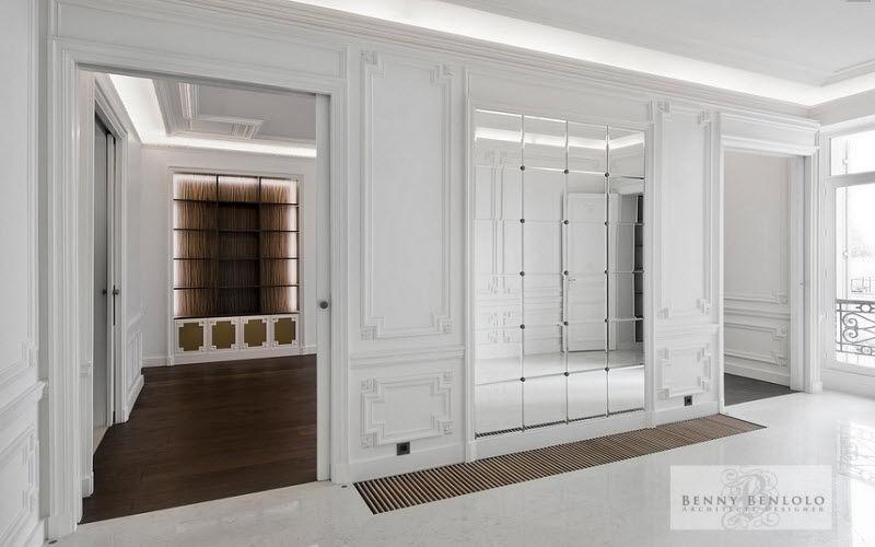 BENNY BENLOLO Realización de arquitecto Realizaciones de arquitecto de interiores Casas isoladas  |