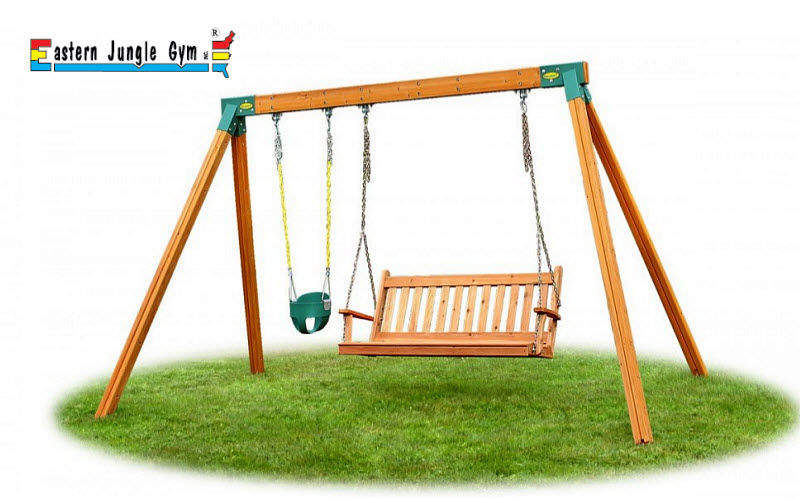 Eastern Jungle Gym Pórtico Juegos al aire libre Juegos y Juguetes  |