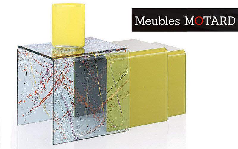 Antoine Motard Mesas nido Mesas auxiliares Mesas & diverso  |